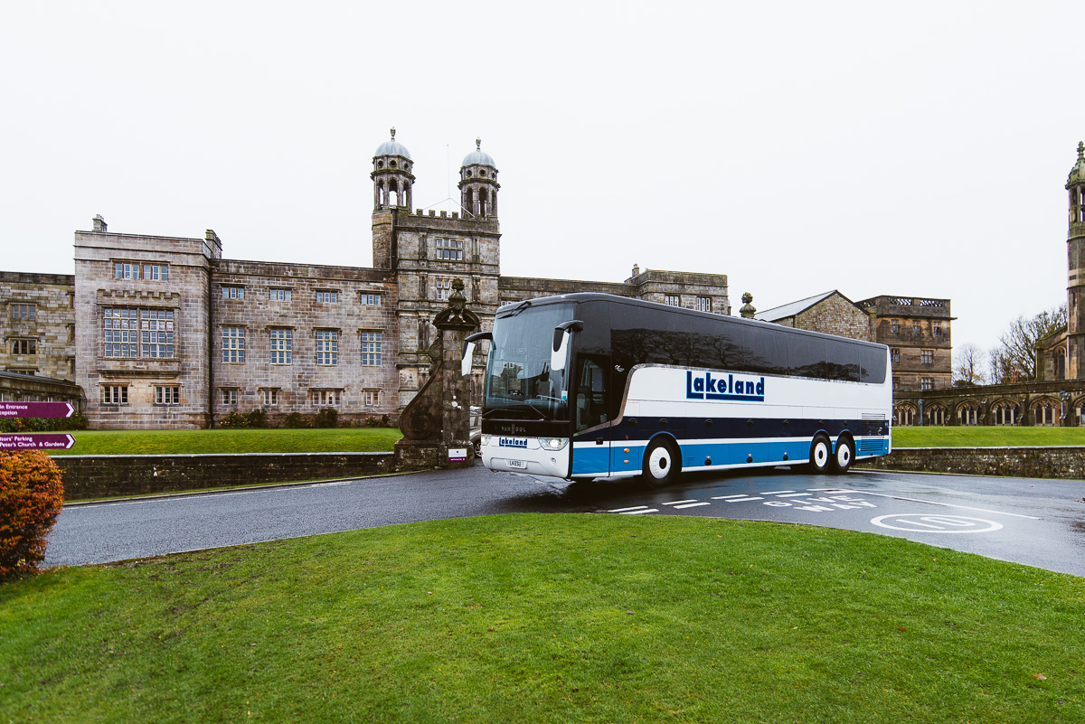 Lakeland Coaches 53 seater